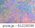 Abstract color background from liquid paints 61228596