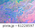 Abstract color background from liquid paints 61228597