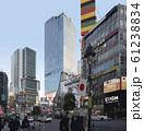 渋谷駅前風景2 61238834