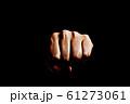 パンチ 黒背景強調パターン 61273061