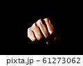 パンチ 黒背景強調パターン 61273062