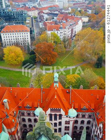 ハノーバー市庁舎からの眺め(ドイツ) 61274441