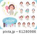 flat Formal no collar jacket women_beauty 61280986