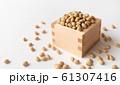 炒り大豆 煎り大豆 福豆 節分 炒り豆 61307416