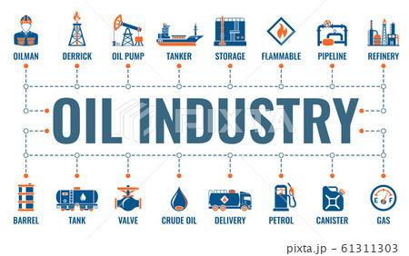 Oil Industry Banner 61311303