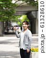 女性のビジネスイメージ 61328610