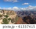 朝のグランドキャニオン アメリカ アリゾナ 61337415
