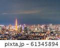 恵比寿ガーデンプレイスからの夜景 【東京都】 61345894