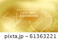 Abstract golden banner design 61363221