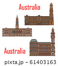 Australia architecture landmarks and buildings 61403163