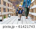 登別温泉 遊歩道のお散歩 61421743