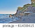 【桂浜】 高知県高知市浦戸桂浜 61438415