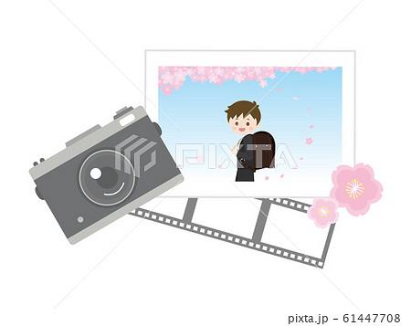 小学一年生 入学写真 61447708
