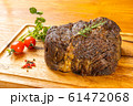 ステーキ Large American beef steak chunks 61472068