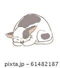 具合の悪い猫 61482187