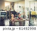 kids and flooding 61492998