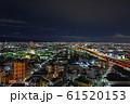 東大阪を見下ろした夜景 61520153
