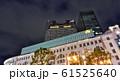 見上げた大阪・なんばの夜の景色 61525640