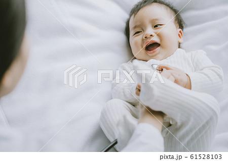 Baby boy newborn kid  61528103