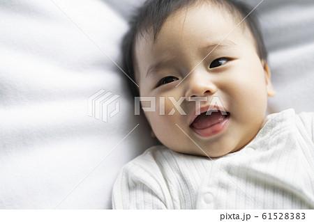 baby boy 6 month in bedroom 61528383