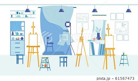 Studio in Fine Arts and Humanities College Center 61567473