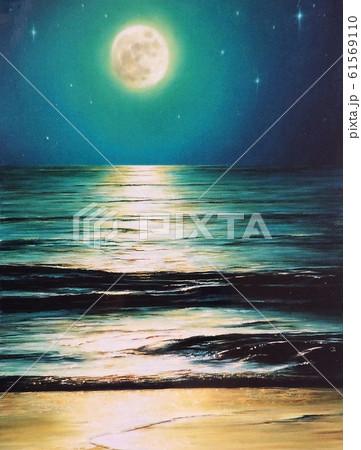 月の響き 61569110