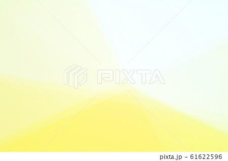 黄色系パステルカラーの抽象的背景素材ーゆるやかなライン 61622596