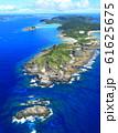 渡嘉敷島と慶良間諸島 空撮 61625675