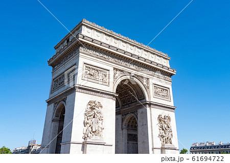 エトワール凱旋門 パリ 61694722