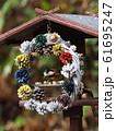 小鳥のリース 61695247