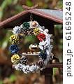 小鳥のリース 61695248