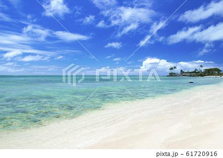 【ハワイ】天国の海 サンドバー  61720916