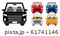 大型車のイラストイメージ 61741146