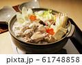 鶏鍋 61748858