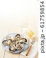 牡蠣 61759854