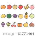 果物-顔付きまとめ 61771404