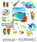 ハワイ アイコン 観光 見所 グルメ 61800461