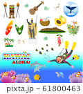ハワイ アイコン 観光 見所 グルメ3 61800463