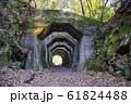 熊本県 美里町の熊延鉄道遺構 八角トンネル  61824488