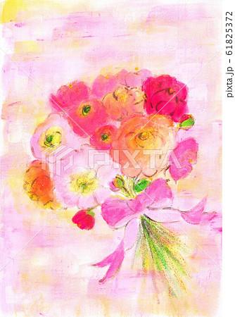 ラナンキュラスの花束 2 61825372