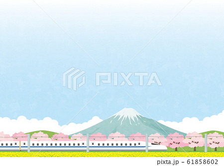 Japanese background 61858602