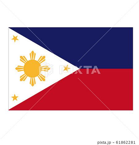 フィリピン国旗 61862281