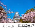春爛漫の姫路城 61882917