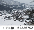 真冬の金沢市 61886702