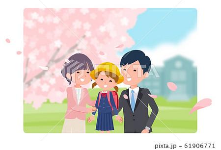 Spring event_Portrait family 61906771