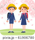 Spring event_cherry blossoms kids 61906780