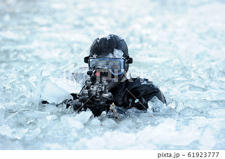 한국 육군 특수부대 동계훈련 61923777