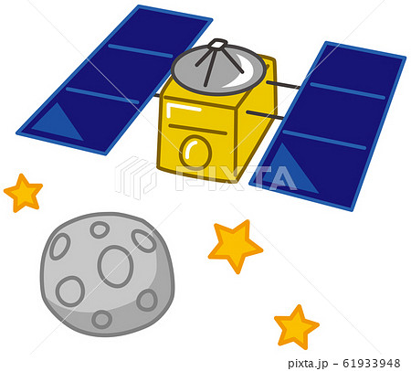 惑星探査機 61933948