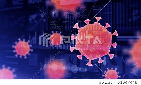 ウイルス イメージ 61947449