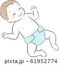 寝る 赤ちゃん 61952774